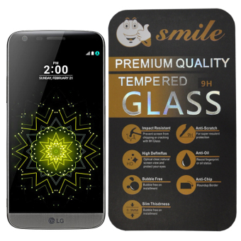 Harga Smile Tempered Glass LG G5