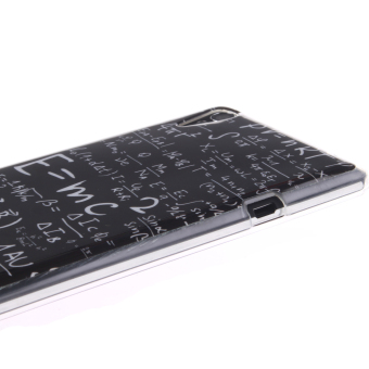 For Sony Xperia T3 TPU Ultra thin Soft Back Case Cover Shell Protector .