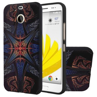 Harga Soft TPU Case For HTC 10 Evo/ HTC Bolt Totem 3D Embossed Painting Series Protective Cover - intl