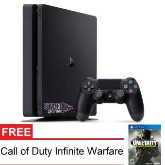 Harga SONY Playstation 4 Slim 500GB CUH-2016A + Call of Duty Infinite Warfare