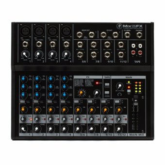 Harga Mackie Mix12FX 12-Channel Compact Mixer With Effects