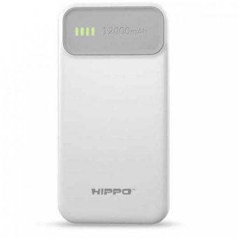 Harga Hippo Power Bank Atlas 12000 mAh Value