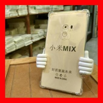 Harga Case AntiCrack / Anti Crack / Shock / Benturan Elegant Softcase for Xiaomi Xioami Xiomi MiMix / Mi Mix - Clear
