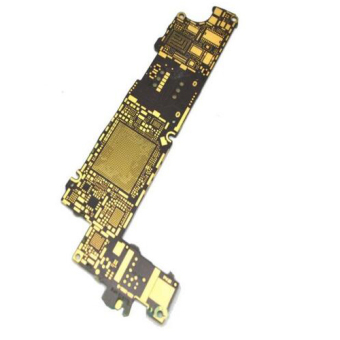 Harga 5 pcs/lot New for iPhone 4S 4GS Nude Motherboard Naked Mainboard Bare Light Logic Board - intl