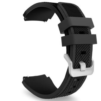 Harga AWINNER Replacement Sport Strap For Samsung Gear S3 Frontier/S3 Classic/Moto 360 2nd Gen 46mm Smart Watch,NOT FIT S2&S2 Classic&Fit2 - intl