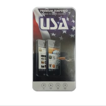 Hunter Tempered Glass for Iphone 5-5s Screen HD Protector - Clear
