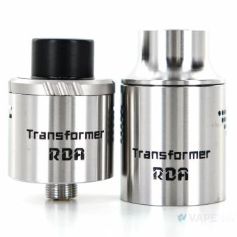 Harga Vaporesso Transformer RDA Atomizer [Authentic] - SILVER
