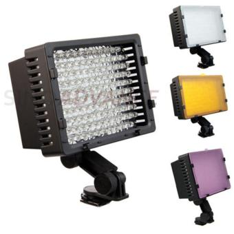 Harga LAMPU LED HD-160 Video Light For Camera