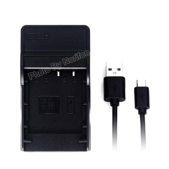 Harga NP-BD1 Ultra Slim USB Charger for Sony Cyber-shot DSC-P100 DSC-P120 DSC-P150 DSC-P200 DSC-T5 DSC-T50 DSC-T500 DSC-T70 DSC-T700 DSC-T75 DSC-T77 DSC-T9 DSC-T90 DSC-T900 DSC-TX1 Camera and More - intl