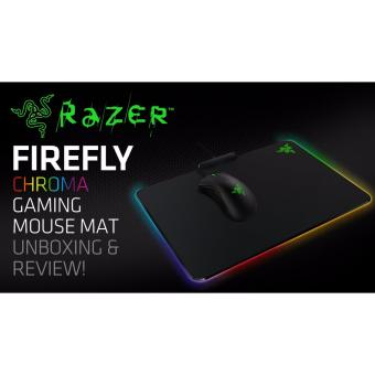 Harga Razer Firefly Cloth Edition - Gaming Mouse Mat with RGB LED