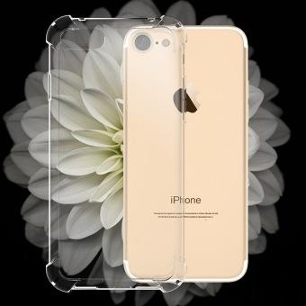 Intristore Soft Silicon Anti Crack Original Phone Case Iphone 7 4 .
