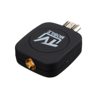 Harga Mini Micro USB DVB-T ISDB-T TV Tuner Receiver for Sumsung Galaxy S5 S6 S6 EDGE