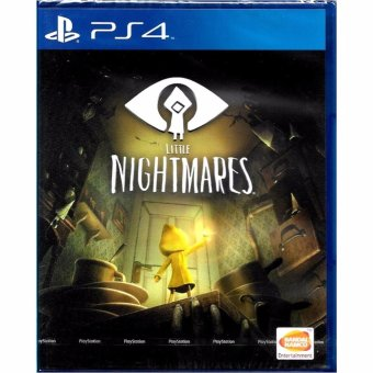 Harga Sony PlayStation PS4 Little Nightmares