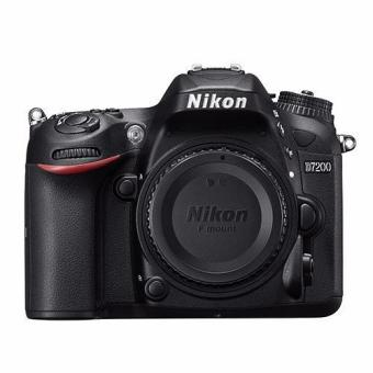 Harga Nikon D7200 - International