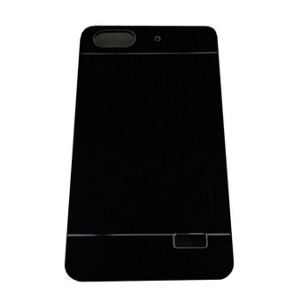 Harga Motomo Huawei Honor 4C / Gplay Mini Metal Hardcase / Metal Backcover / Hardcase Backcase / Metal Case - Hitam