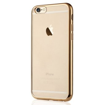 Harga Case Ultrathin Phone Case for Apple iPhone 5 / 5s - Gold