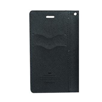 ... Detail Gambar Mercury Goospery Fancy Diary for Oppo Find 5 Mini Case Brown Black