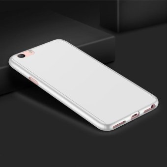 360 Degree Full Body Protection Case 3 in 1 Thin Slim Frosted Matte Cover for OPPO