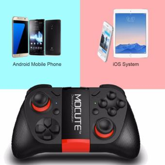 Harga MOCUTE - 050 Bluetooth V3.0 Wireless Game Controller for android & IOS
