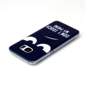 PC tipis Ultra Hard Case belakang plastik penutup untuk Samsung Galaxy S7 edge .