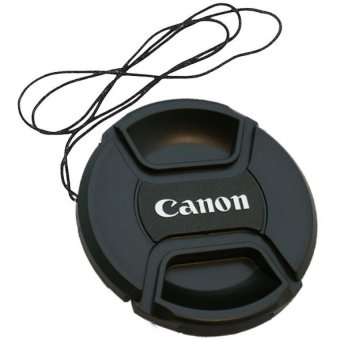 Harga Optic Pro Tutup Lensa - Lens Cap Canon - 58mm