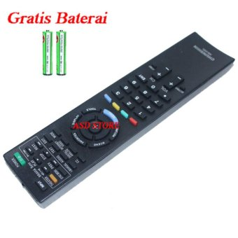 Harga Remote TV SONY Lcd Led