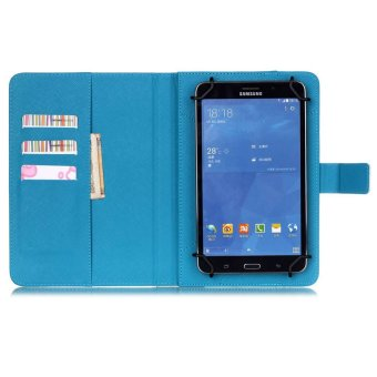 Harga Universal Leather Case for Samsung Galaxy Tab 3 7.0(Multicolor)