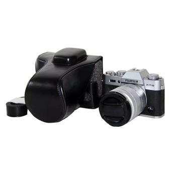 Rajawali Silicone Case For Fujifilm X A2x A1x M1 Biru Muda Source · PU Leather Camera