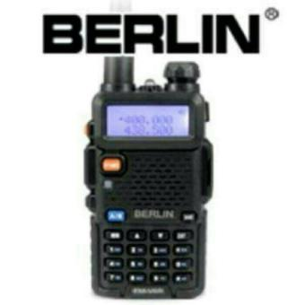 Harga Radio Handy Talky Berlin FM V6R Dual Band + handsfree