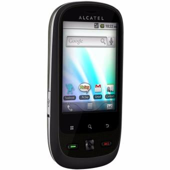 Harga Alcatel One Touch Ski (OT-890D) - Grey Silver