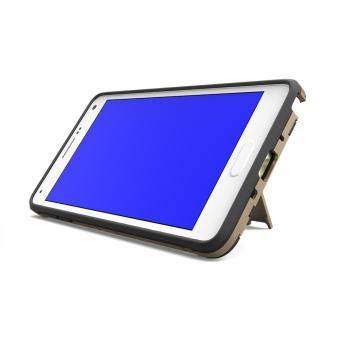 Mooncase Case For Samsung Galaxy Note 4 Detachable 2 in 1 Hybrid Armor .