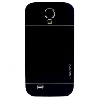 Harga Motomo Metal Case for Samsung Galaxy V / Galaxy V Plus / Ace 4 G313HZ - Hitam