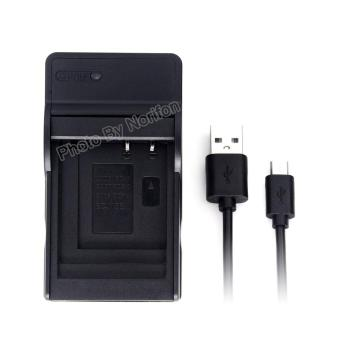 Harga CGA-S005 Ultra Slim USB Charger for Panasonic Lumix DMC-FS1 DMC-FS2 DMC-FX01 DMC-FX07 DMC-FX10 DMC-FX12 DMC-FX150 DMC-FX180 DMC-FX3 DMC-FX50 DMC-FX8 DMC-FX9 DMC-LX1 DMC-LX2 DMC-LX3 Battery and More - intl