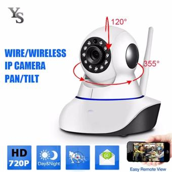 Harga 720P(HD) Indoor Wireless IP Security Camera
