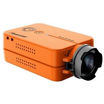 RunCam RunCam2 HD 1080P 120 Degree Wide Angle WiFi FPV Camera (RunCam2-OR) (Orange) - 2