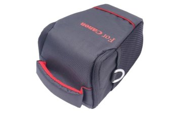 Harga Waterproof Camera Bag Case For Canon DSLR 6D 5D3 5D4 1300D 1200D 60D 70D SX50 SX60 T5i T6i 100D 760D 750D 700D 600D 650D - intl