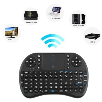 Harga popeye Raspberry Pi 3 Mini Keyboard 2.4G Wireless Handheld Keyboard with Touchpad Mouse For Raspberry Pi ,PC, Android TV - intl