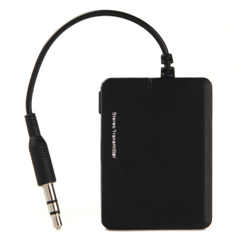 Harga 3.5mm Mini Bluetooth Audio Transmitter A2DP Stereo Dongle Adapter - intl