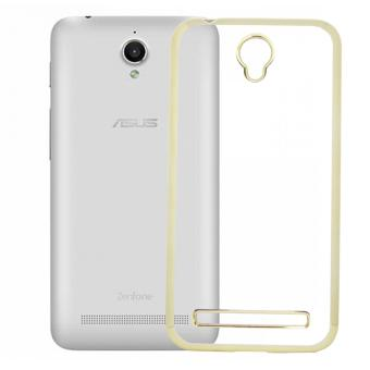 Softcase Silicon Jelly Case List Shining Chrome for Asus Zenfone C ZC451CG - Cld