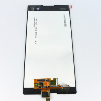 LCD Display Touch Digitizer Assembly for Sony Xperia C3 S55T S55U D2533 White .