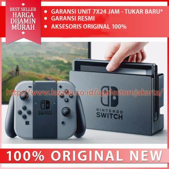 Harga Nintendo Switch Console Gray