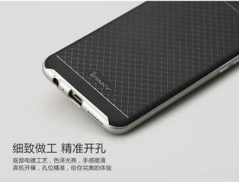 Galeri Produk Hardcase Back Cover Ipaky Oppo R9 F1 Plus Case Silver Terbaru .
