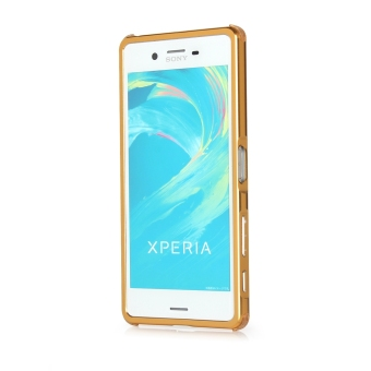 Rearth Ringke Fusion Case Casing Cover Sony Xperia X Performance Source · Moonmini Aluminum Metal Frame