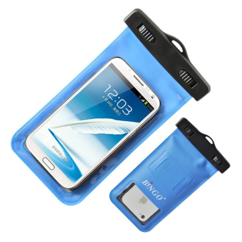 Zoe Spc S7 Neo Android Smartphone Waterproof Bag Case Biru Source · Bingo Waterproof Bag for