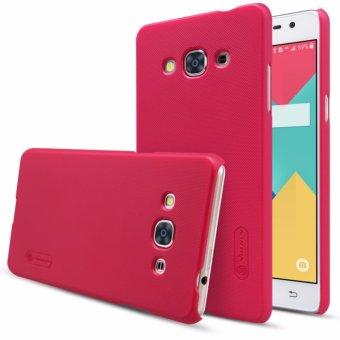 Nillkin Frosted case Samsung Galaxy J3 PRO (J3110) - Merah + free screen protector