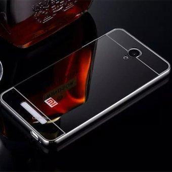 Aluminium Source · Calandiva Xiaomi Redmi Note 2 Mirror Backcase with Metal Bumper .