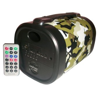 Harga Advance Speaker Portable TP-700 - Hijau