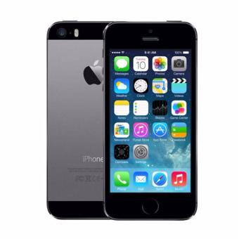 Harga Apple iPhone 5S Resmi IBOX - 16 GB - Space Gray