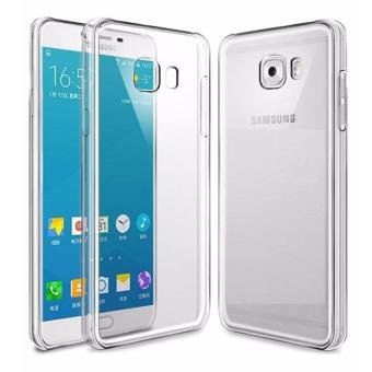 Harga Case Hardcase Samsung Galaxy S6 Edge - Clear