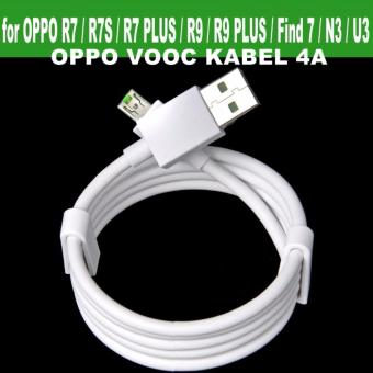 Harga OPPO Kabel Micro USB Kabel Data Support 4A/5A untuk OPPO R7/R7 plus /R9/R9 PLUS/ Find 7